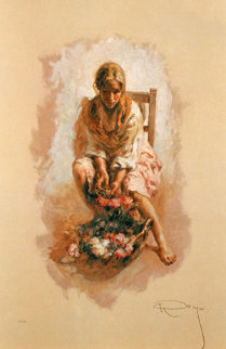 Reposo 1997 Limited Edition Print -  Royo