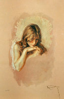 Pensativa 1997 Limited Edition Print by  Royo - 0