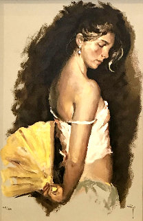 Despues Del Baile 2003 panel Limited Edition Print -  Royo