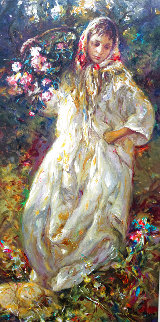 Four Seasons: Fall  2001 Limited Edition Print -  Royo