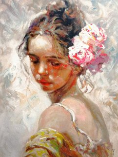 La Perla (Panel Edition) 2000 Limited Edition Print -  Royo