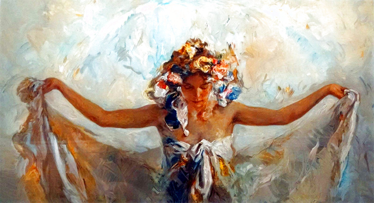 Prima Luce PP 2000 Limited Edition Print by  Royo