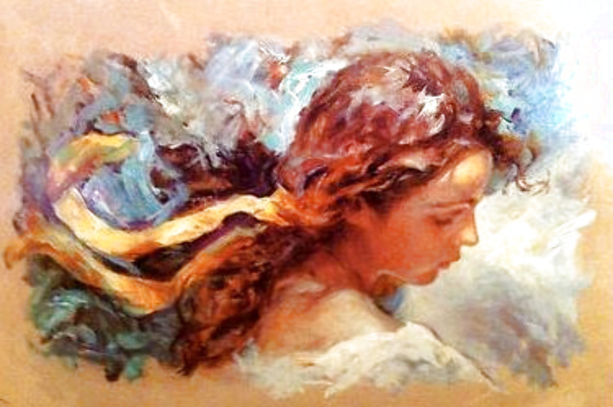Golden Collection 1997 Suite of 4 Limited Edition Print by  Royo
