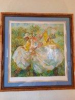 Alegoria De La Danza 1999 Limited Edition Print by  Royo - 1