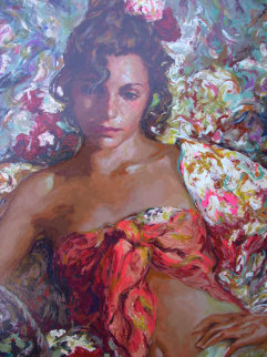 Entre Flores 1997 Limited Edition Print by  Royo