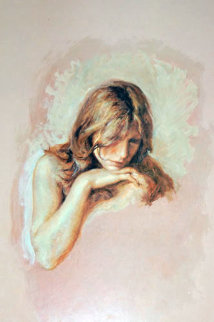 Golden Collection Suite of 4 1997 Limited Edition Print by  Royo