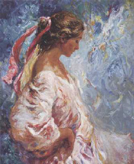 Entre Azules 1999 Limited Edition Print -  Royo