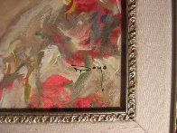 Adolescencia, Estudio, La Perla on clay panel Set of 3 Limited Edition Print by  Royo - 4