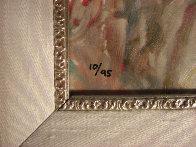 Adolescencia, Estudio, La Perla on clay panel Set of 3 Limited Edition Print by  Royo - 5
