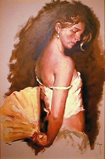 Despues De Baile 2003 panel Limited Edition Print -  Royo