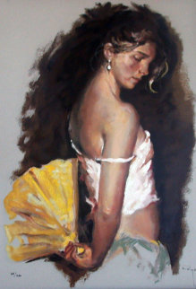 Despues De Baile 2003 on Panel Limited Edition Print -  Royo
