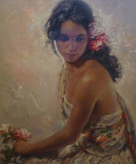 Andalusa 2001 Panel Limited Edition Print -  Royo
