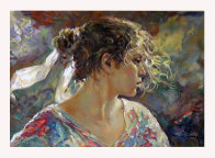 Nostalgia on clay panel 2004 Limited Edition Print by  Royo - 0