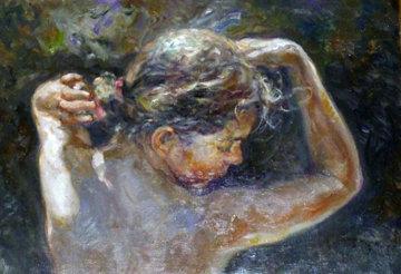 Armonia 28x35 Original Painting by  Royo