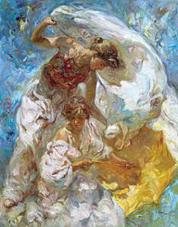 Mediterraneo Panel  Limited Edition Print -  Royo