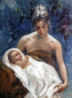 Genesis 2004 Limited Edition Print by  Royo