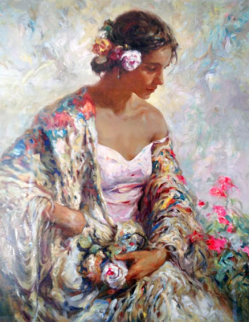 Belleza Serena 1977 Limited Edition Print by  Royo