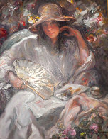 Sol Y Sombra 2003 on Panel Limited Edition Print by  Royo - 0