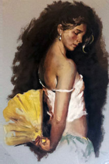 Despues Del Baile 2003 on Board Limited Edition Print -  Royo