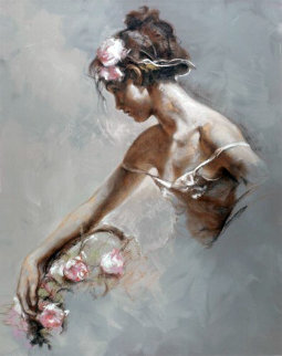 Imagen 2000 on Panel Limited Edition Print by  Royo