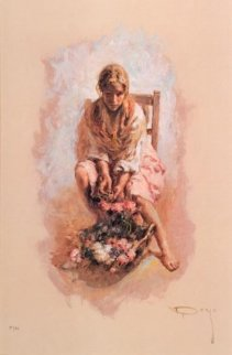 Golden Collection Suite of 4 1997 Panel Limited Edition Print -  Royo