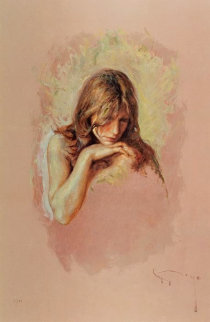 Golden Collection 1997 Panel Limited Edition Print -  Royo