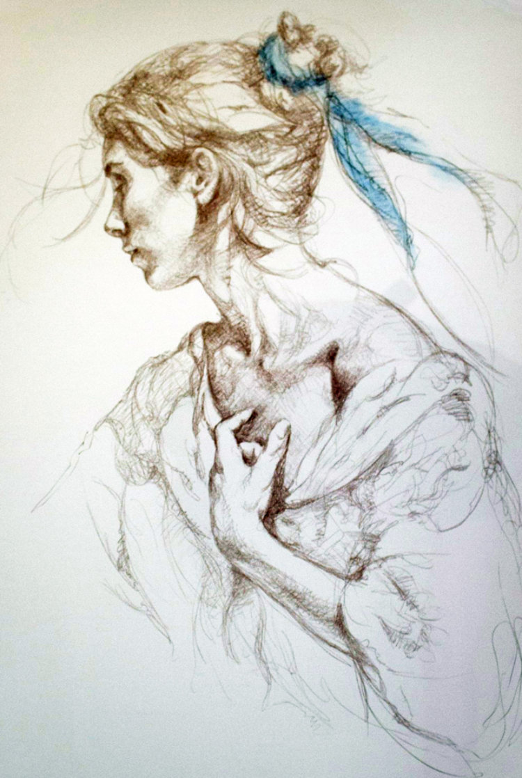 Soul 2002 on Panel Limited Edition Print by  Royo