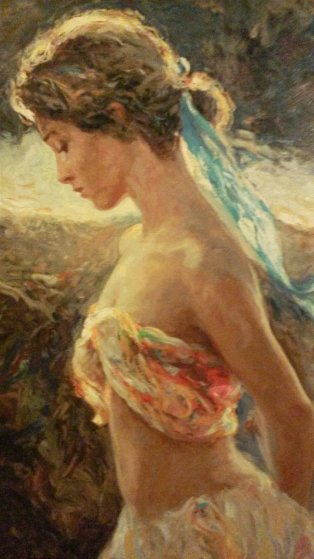 Instante De Luz 2005 on Panel Limited Edition Print by  Royo