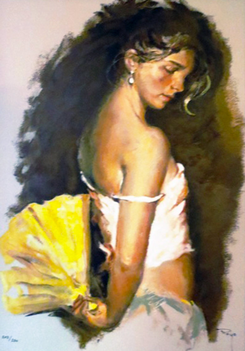 Despues Del Baile 2003 Limited Edition Print by  Royo