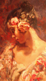 Adonlenscia Embellished Limited Edition Print by  Royo
