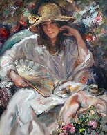 Sol Y Sombra on Panel 2003 Limited Edition Print by  Royo - 0