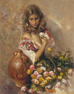 Sentimiento 2004 Limited Edition Print by  Royo