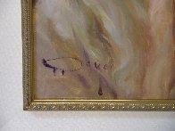 Reflejo De Luz 2002 22x15 Original Painting by  Royo - 2