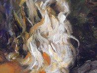 Reflejo De Luz 2002 22x15 Original Painting by  Royo - 3