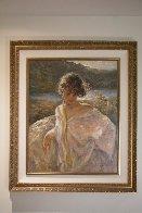 Dulzura (Sweetness) 2002  Original Painting by  Royo - 2