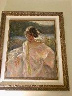 Dulzura (Sweetness) 2002  Original Painting by  Royo - 5