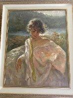 Dulzura (Sweetness) 2002  Original Painting by  Royo - 4