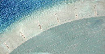 Thermometers: From World Series 1982 Limited Edition Print - Edward Ruscha