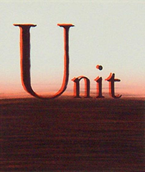 Unit 2004 Limited Edition Print by Edward Ruscha