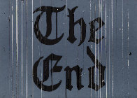 The End Limited Edition Print by Edward Ruscha - 0