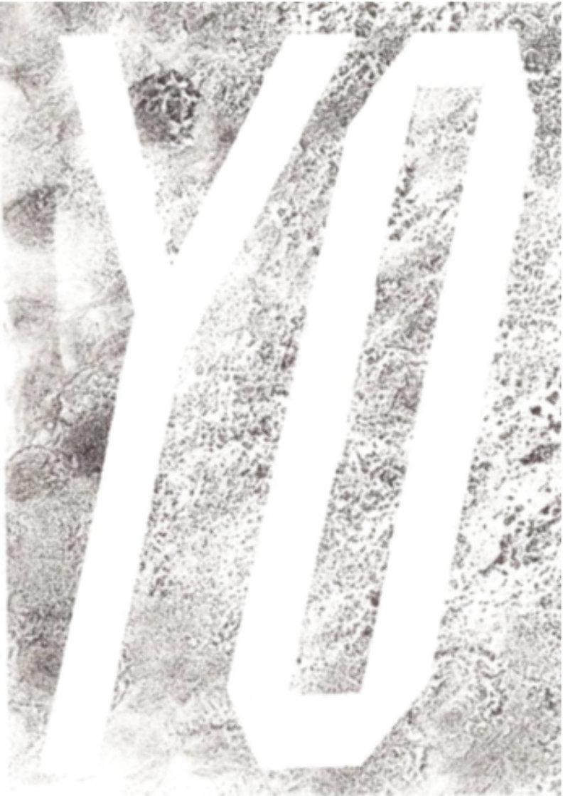 Yo 1991 Limited Edition Print by Edward Ruscha