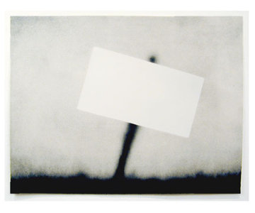 Untitled (Old Sign) 1989 Limited Edition Print - Edward Ruscha