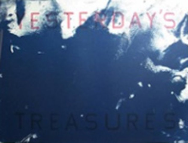 Yesterday's Treasures 1989, also signed by Joe Goode Limited Edition Print by Edward Ruscha