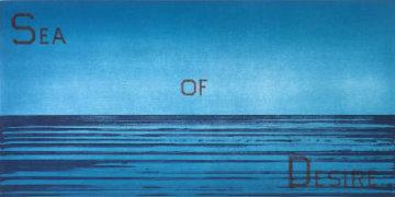 Sea of Desire Limited Edition Print - Edward Ruscha