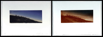 Landmark Decay and Further Landmark Decay St. of  2  2006 Matching numbers Limited Edition Print - Edward Ruscha