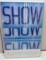 26th Telluride Film Festival Poster HS Limited Edition Print by Edward Ruscha - 1