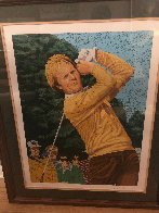 Jack Nicklaus 1981 Limited Edition Print by Rick Rush - 1