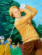 Jack Nicklaus 1981 Limited Edition Print by Rick Rush - 0