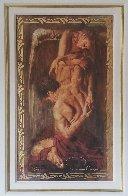 Intermezzo 2005 Embellished Limited Edition Print by Tomasz Rut - 1