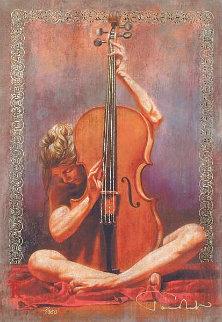 Aegis 2004 Embellished  Limited Edition Print - Tomasz Rut